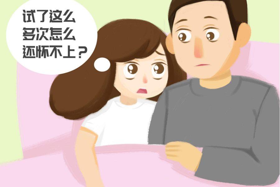 难孕调理 第2张-备孕-孕期检查-孕产妇食谱-胎教育儿
