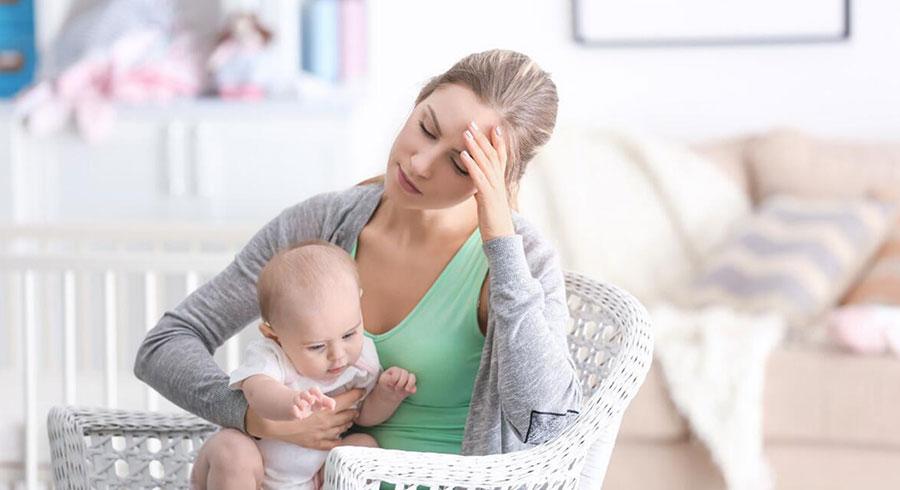 坐月子时头痛怎么办 第4张-备孕-孕期检查-孕产妇食谱-胎教育儿