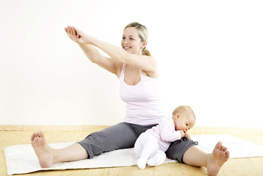 产后多久可以运动 第2张-备孕-孕期检查-孕产妇食谱-胎教育儿