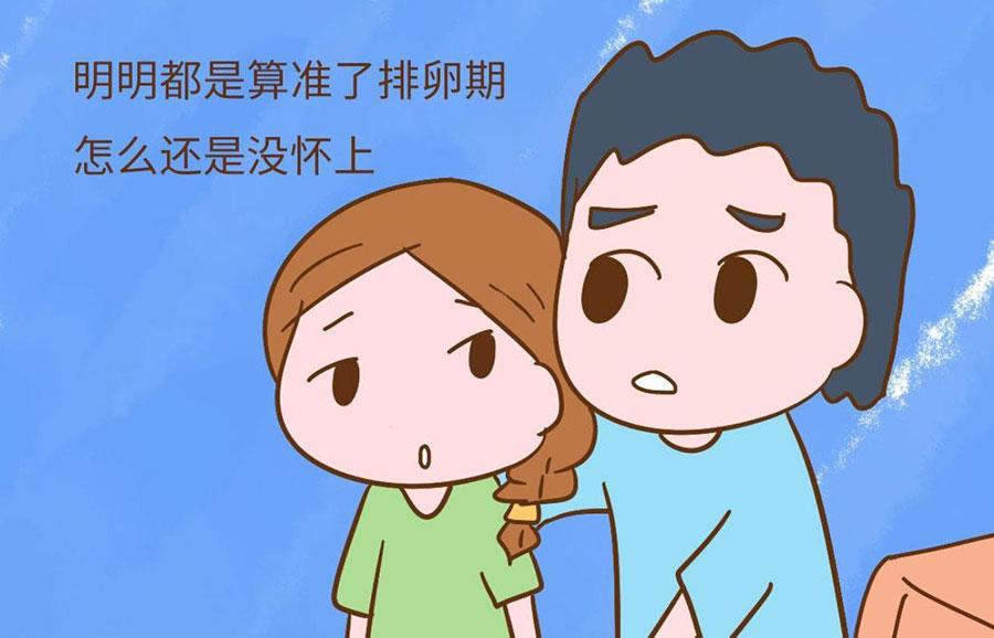 排卵期同房不孕原因 第2张-备孕-孕期检查-孕产妇食谱-胎教育儿